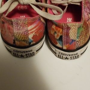 Converse Shoes - Converse Chuck Taylor's All Star Digital Floral